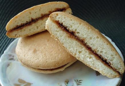 Бисквитное печенье  фото