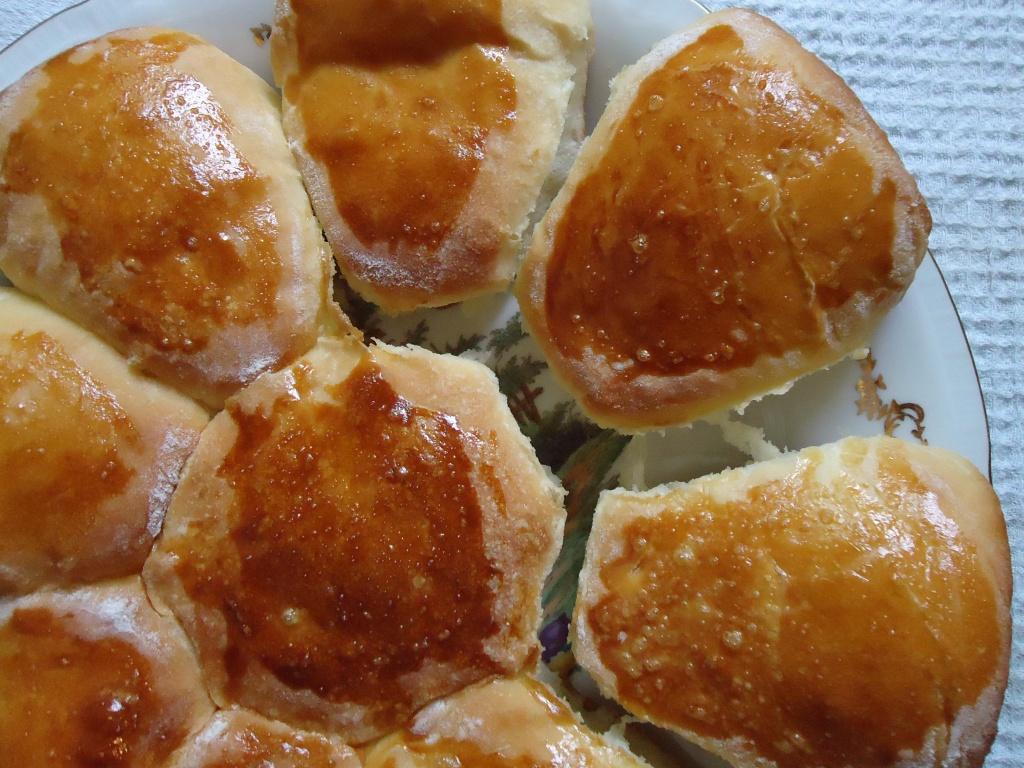 Пирожки печеные из дрожжевого теста