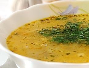 Суп из манной крупы